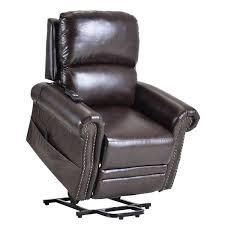 Copper Grove Yeghegnadzor Faux leather Power lift Reclining Chair  Retail 552 99