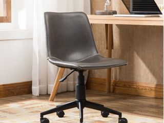 Cesena Faux leather 360 Swivel Air lift Office Chair  Retail 82 99