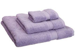 Set of 3 9pc Miranda Haus Marche Egyptian Cotton 3 Piece Towel Set