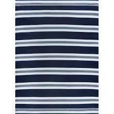 Alise Rugs Sundown Contemporary Stripe Area Rug  Retail 187 99