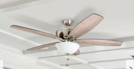 Prominence Home Denon large Great Room 60 Inch Ceiling Fan