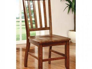 Side Chair  Dark Oak