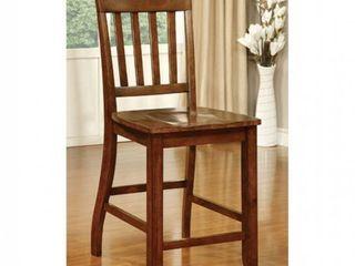 Dining Chair  Dark Oak