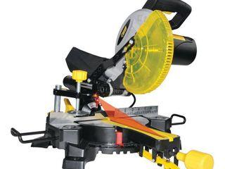 Steel Grip 2504710 120V Stationary Compound Mitre Saw