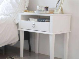 Northbeam BOX0302050110 Vienna Nightstand  Wood   Pine
