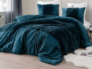 Coma Inducer Oversized King Comforter   Are You Kidding   Nightfall Navy  Shams not Included  Retail 149 99