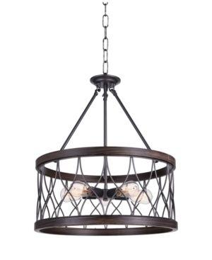 CWI lighting Amazon 5 light Chandelier