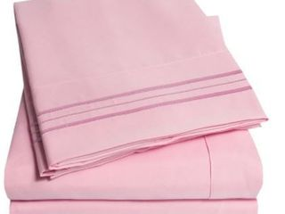 1800 Thread Count Queen Sheet Set by Sweet Home Collection