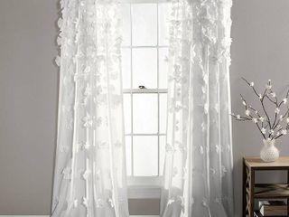 lush Decor  Riley 54  x 95  Curtain Panel Pair