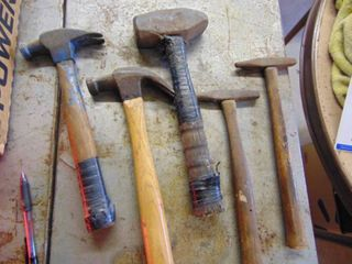 5 Hammers