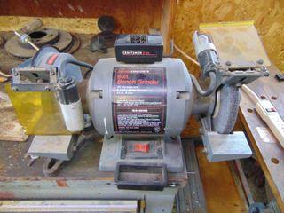 Craftsman 6  Bench Grinder