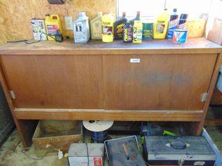 Sliding Doors Cabinet
