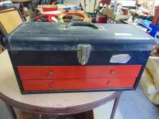 2 Drawer Tool Box