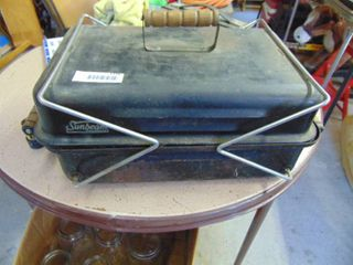 Sunbeam Table Top Grill