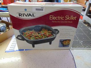 Rival Electric Skillet NIB