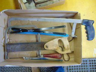 Hacksaw  Coping Saw