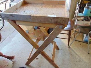 Folding Work Stand