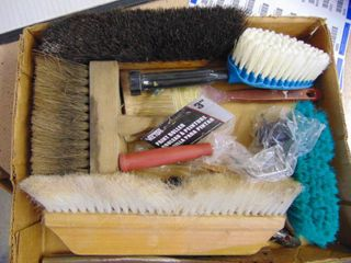 Multiple Brushes and Brooms