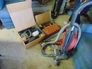 Kirby Vacuum Attachments   works