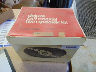 Speaker In Box