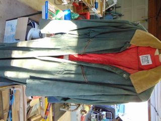 3 Pair of Coveralls