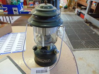 1985 Coleman Cl2 lantern