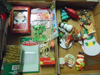 Christmas Decor and Ornaments