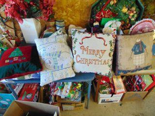 6 Holiday Pillows