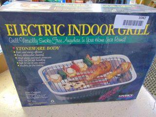 Maverick Indoor Electric Grill   NIB