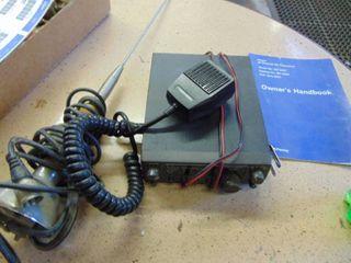 Realistic TC   482 CB with Antennae