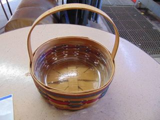 Crisco American Cookie Basket With Insert