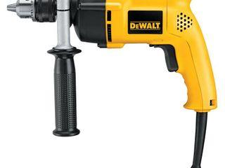 Dewalt Dw511 1 2   13mm  Vsr Single Speed Hammerdrill   Hammer Drill   0 50  Chuck  dw511    Not Inspected