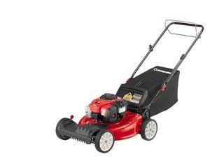 Troy Bilt 7820228 21 in  140 cc Self Propelled Mulching Capability lawn Mower