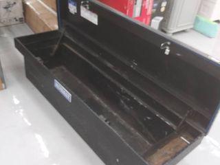 kobalt truck bed tool box  USED 70 5  wide NO KEYS
