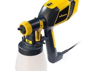 Wagner 0529042 WagnerAr 250 3 PSI Plastic HVlP Sprayer USED