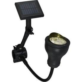 Portfolio 12X Black Solar lED Spot light