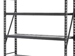 Muscle Rack Pro Series   1500lbs per shelf  4 shelves  Not Inspected
