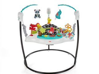 Fisher Price Animal Wonders Jumperoo with lights   Sounds