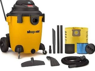 Shop Vac 9627610 32 Gallon 6 5 Peak HP Contractor Wet Dry Vacuum