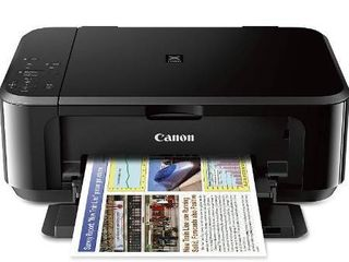 Canon Pixma MG3620 Wireless All In One Color Inkjet Printer with Mobile and Tablet Printing  Black