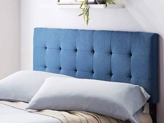 lucid Mid rise Upholstered Headboard   Adjustable Height From 34