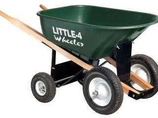 Big 4 Wheeler Wheelbarrow  Handles Not Included