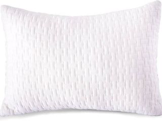 Bedsure Shredded Memory Foam Pillow w Pillow Cover