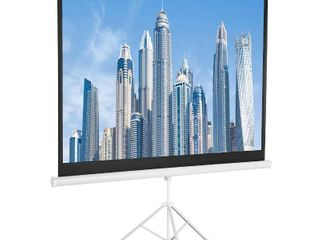 AmazonBasics 4 3 Portable Projector Screen