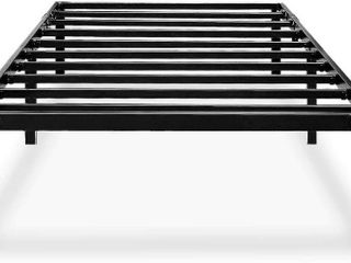 Haagee0 HYB 18K 18in Platform Steel Bed Frame