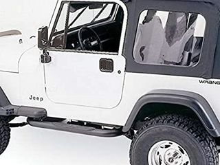Top Frame   Hardware w Tinted Windows for Jeep Wrangler  Part   68817