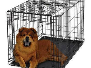 Midwest Homes for Pets Ovation Single Door Dog Crate  36 Inch