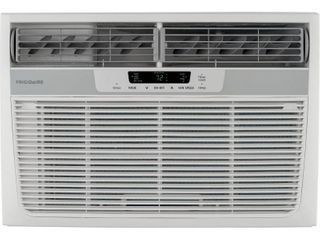 Frigidaire 8 000 BTU 115V Compact Slide Out Chasis Air Conditioner Heat Pump with Remote Control  Shipping Damage   opened to inspect