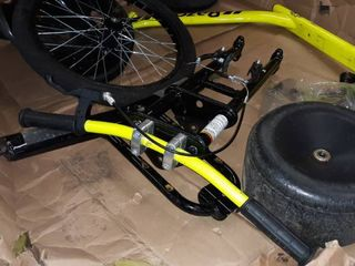 Razor Tricycle  Used and Missing Parts