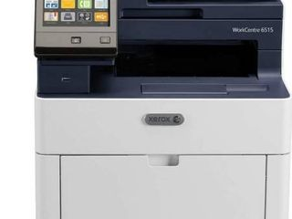 Xerox WorkCentre 6515 DNI Color Multifunction Printer  Amazon Dash Replenishment Ready